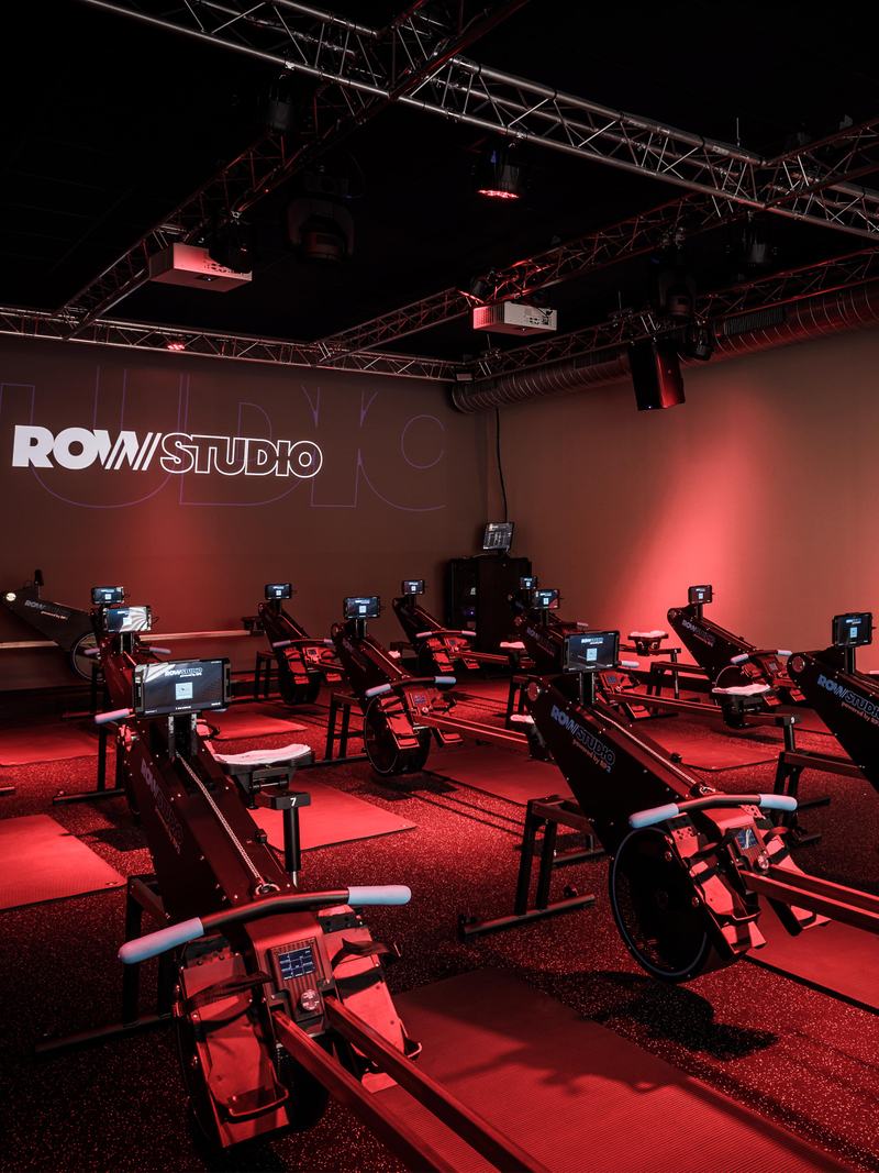 An impression of what Row Studio looks like.